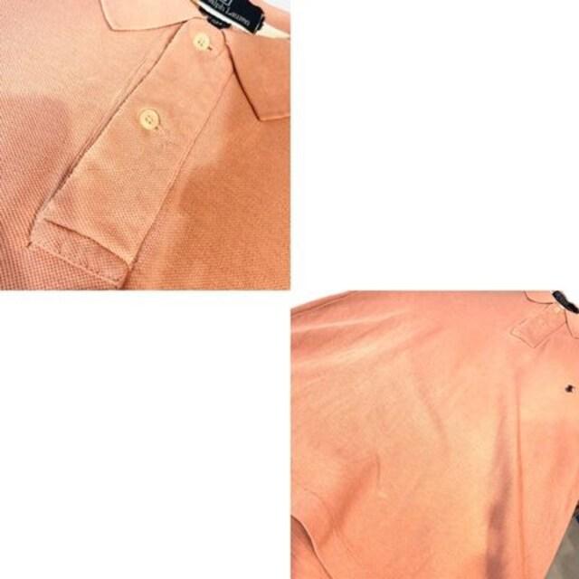 Ralph Lauren■ポロシャツ■USA製■ラルフローレン■薄赤 < ブランドの