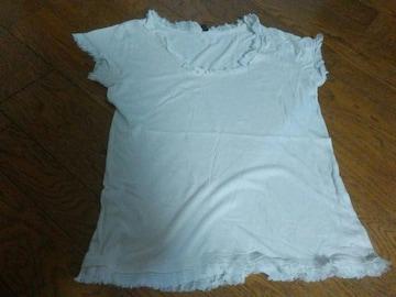 JEANASIS 半袖 美品 平おき脇から脇47