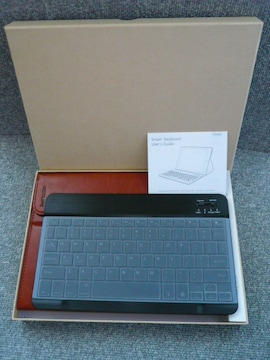 HOTLIFE「iPad用スマートキーボード(ケース付)」(B27)