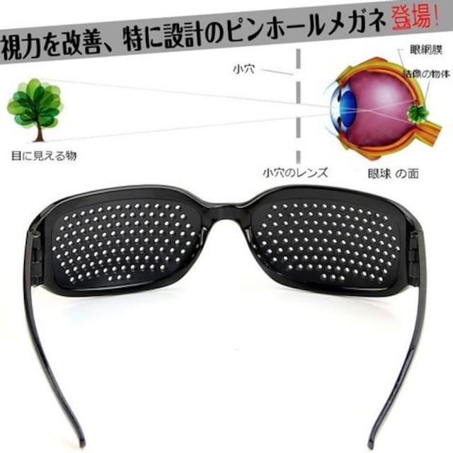 回復 メガネ 視力