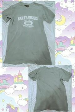 断捨離処分↓カリフォルニアサンフランシスコ購入のTシャツ(^з^)-☆