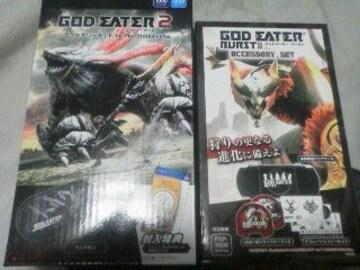 GOD EATER BURST / GOD EATER2 アクセサリーセット 新品 ゴッドイーター