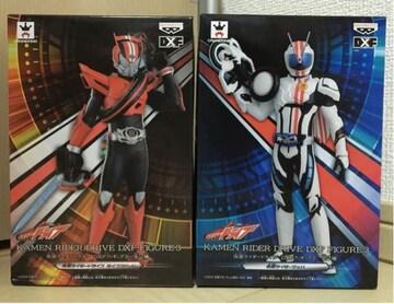 仮面ライダードライブ DXFフィギュア vol.3 全2種セット