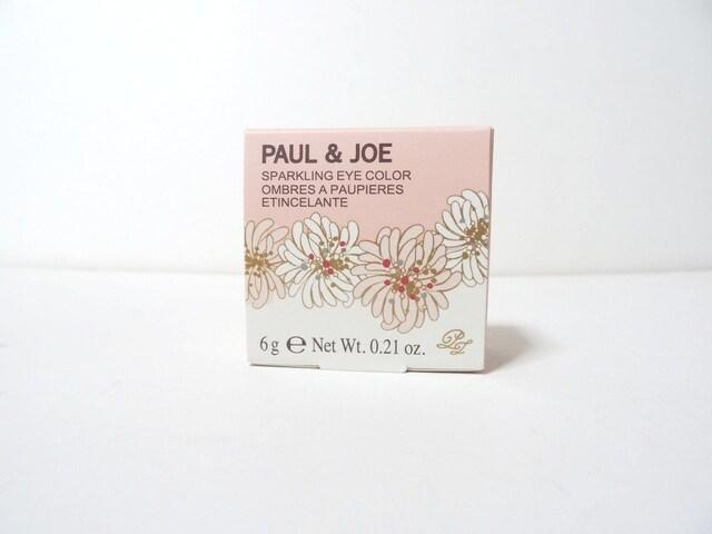 新品・即決 ポール&ジョー ボーテ スパークリング アイカラー#01 < ブランドの