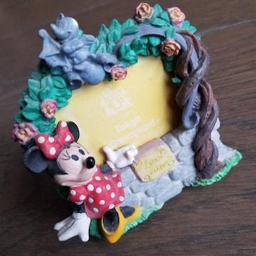 ★東京ディズニーランド購入 ミニーマウス フォトフレーム 写真