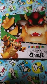 新品 スーパーマリオ クッパフィギュア 30�p