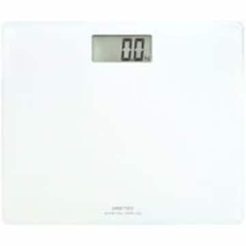 送料無料 ホワイト 【新品】電源操作のいらない体重計