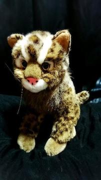 西表山猫 イリオモテヤマネコ ねこ ネコ 猫 ぬいぐるみ