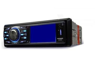 3インチモニター付 DVDプレーヤー/ラジオ/USB