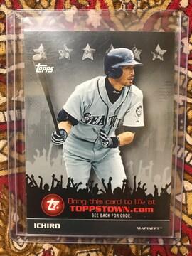 【MLB】09 Topps『TTT16 イチロー』Topps Town