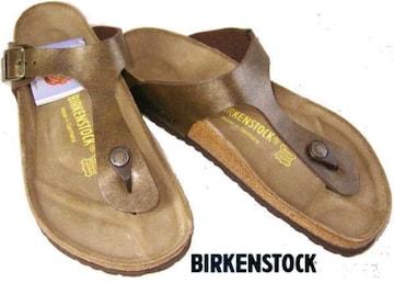 ビルケンシュトックBIRKENSTOCK新品GIZEHギゼ143941 G-BR43
