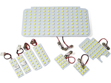 ハイエース4型スーパーGL用SMD LEDルームランプ+T10