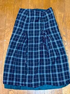 ★SLY★チェック柄スカート