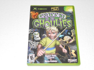 xbox★GRABBED BY THE GHOULIES 海外版