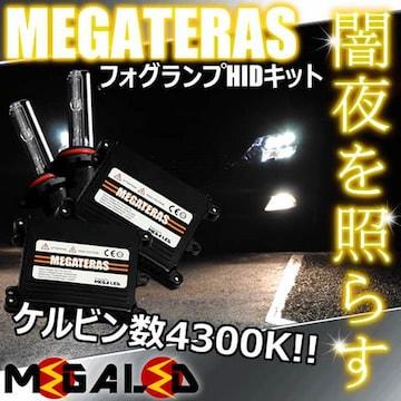 超LED】ティアナ31系前期/フォグランプHIDキット/H11/4300K