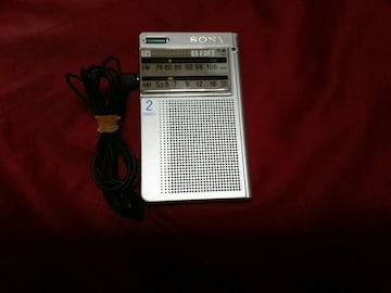 SONY ポケットラジオ