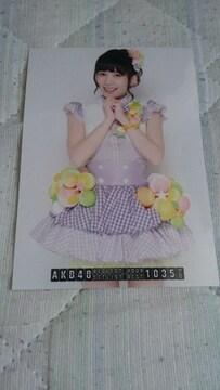 AKB48リクアワ2015佐々木優佳里特典写真