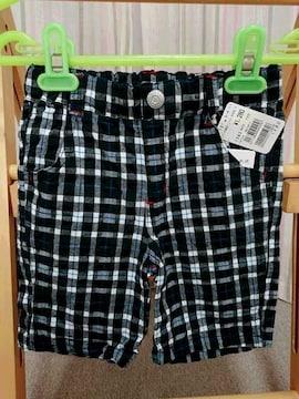 ◆半額即決★ラス1新品★キッドバウ★ハーフパンツ・ズボン★100�p