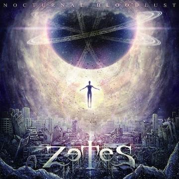 NOCTURNAL BLOODLUST  ZeteS 初回限定盤2枚組