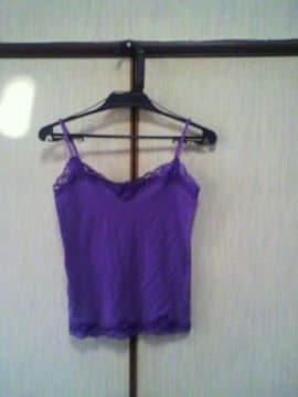 ソードフィッシュ 紫キャミ