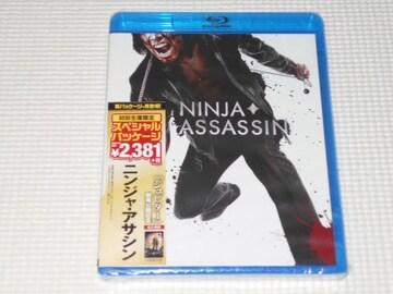 BD★ニンジャ・アサシン 初回限定版 ブルーレイ