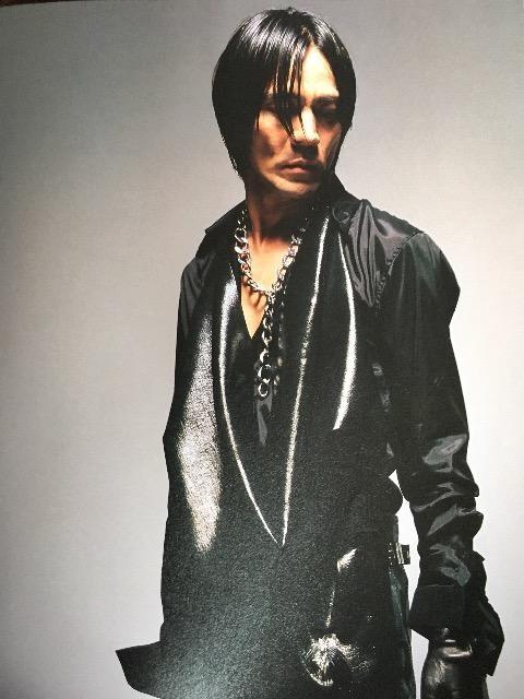2003 DAZED 氷室京介 BOOWY