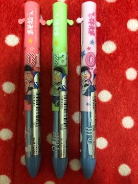 即決。おそ松さん 二色ボールペン