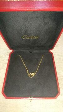 カルティエLOVEネックレスダイヤモンド487000円