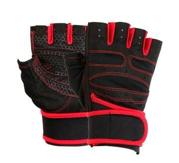 フィットネスウェイトリフティング手袋 ボディビルトレーニング