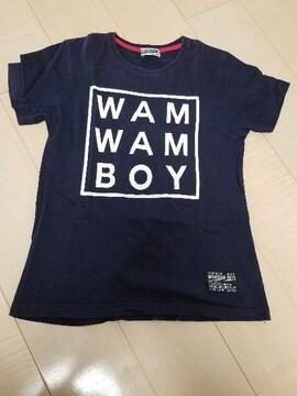 ワムワムTシャツ160