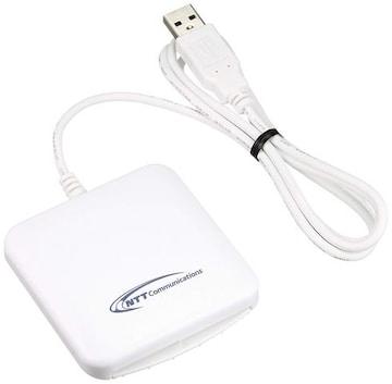 接触型 USBタイプ ICカード リーダーライター