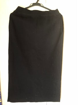 新品未使用:ユニクロ:タイトロングスカート
