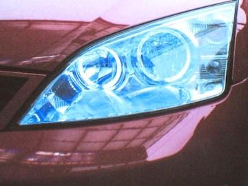 BMW風イカリングキット ブルータイプ