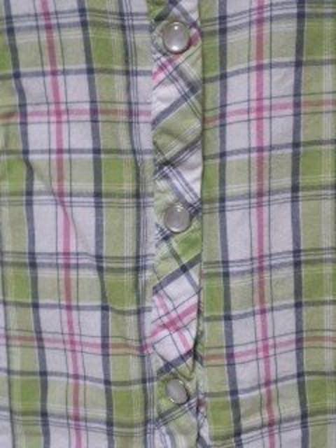 ○チェックシャツ < 女性ファッションの