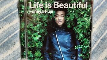 藤井フミヤ(チェッカーズ) Life is Beautiful 2枚組
