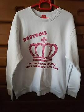 BABYDOLL◇トレーナー