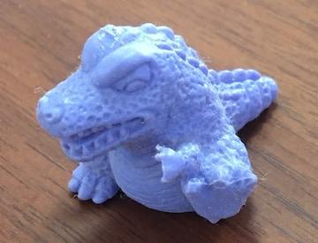 ゴジラザウルス 人形