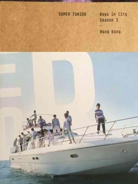 激安!激レア!☆SUPERJUNIOR/Boys in City☆韓国限定DVD付!超美品  < タレントグッズの