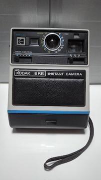 コダック インスタントカメラ KODAK EK6 ジャンク