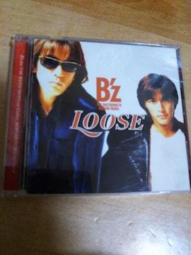 ★【CD】 B'z LOOSE ビーズ ルーズ●