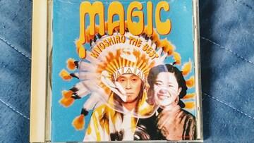 忌野清志郎(RCサクセション) MAGIC ベスト