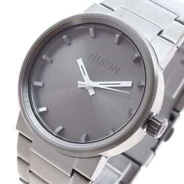 ニクソン NIXON 腕時計 メンズ A160632 クォーツ ガンメタル