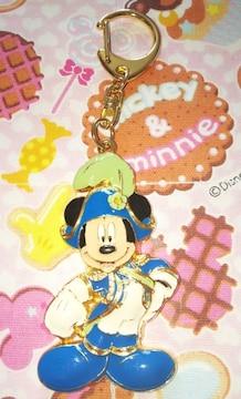 東京ディズニーシー限定グランドオープン記念初期ミッキーマウスキーホルダー
