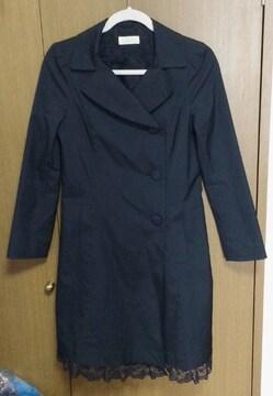 AROSE*スプリングコート サイズ1  黒