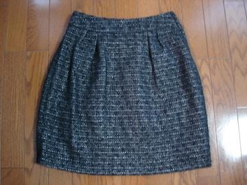 ★anysis エニィシィス 大人かわいいツィードスカート★