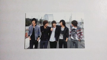 トレカのみ◆FTISLAND[FIVE TREASURE ISLAND]全員�A