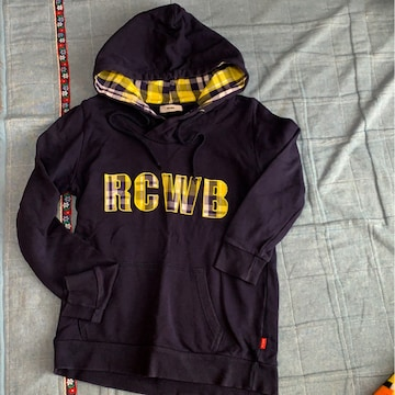 ロデオクラウンズ!パーカー!RCWB!美品