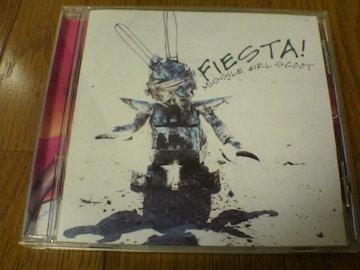 ミサイル・ガール・スクートCD FIESTA!廃盤