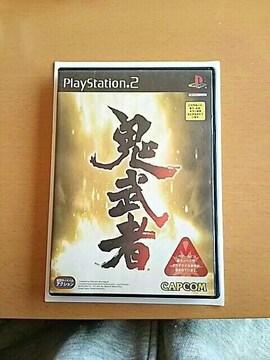 PS2 ソフト 鬼武者 戦国サバイバルアクション AC