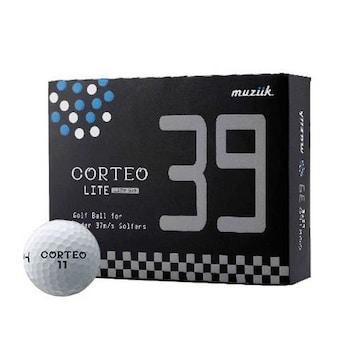 ゴルフボール コルテオライト39 1ダース